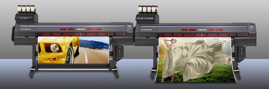 Mimaki, leader globale nella produzione di stampanti inkjet di grande formato e sistemi da taglio, annuncia il lancio di UCJV300-160 e UCJV150-160,..
