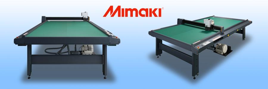 Mimaki, leader globale nella produzione di stampanti inkjet di grande formato e sistemi da taglio, presenta CF22-1225, il nuovo plotter da taglio in..