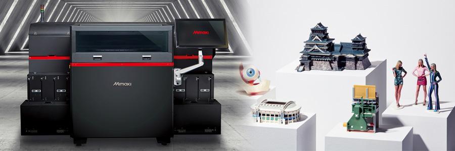 3DUJ-553, l'innovativa stampante 3D full-color sviluppata da Mimaki, è tra i finalisti dei prestigiosi premi TCT, che celebrano i migliori esempi..