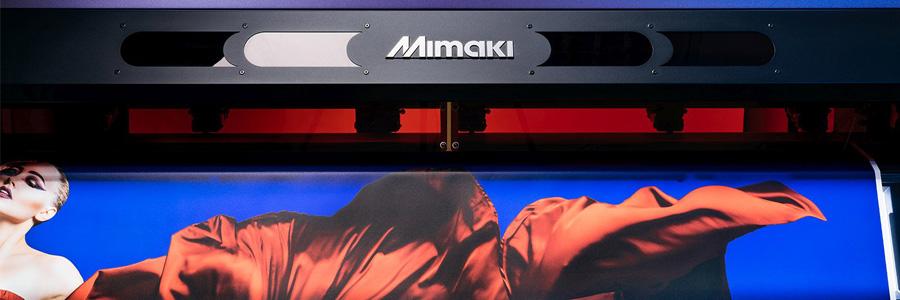 Mimaki, leader globale nella produzione di stampanti inkjet di grande formato e plotter da taglio, presenta il nuovo inchiostro trasparente LUS-170..
