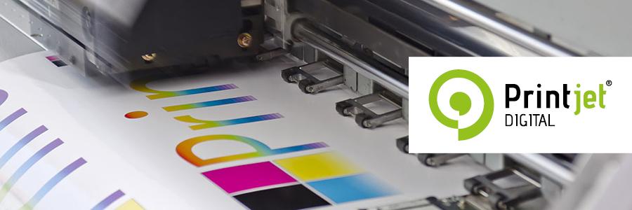 Le novità Printjet non finiscono mai:             MAG 300 VISUAL             Supporto magnetico Printjet spessore 300µ con frontale in PET bianco..