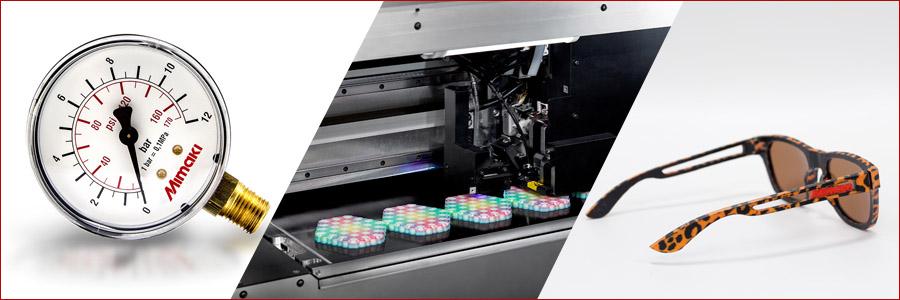 Versatilità e personalizzazione con l'ampia gamma di soluzioni tecnologiche firmate MimakiIl connubio tra stampa digitale e industria si rafforza..