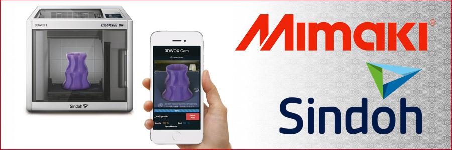 Mimaki Europe annuncia il lancio di 3DFF-222, la nuova stampante desktop 3D realizzata in collaborazione con Sindoh, produttore di stampanti 3D e..