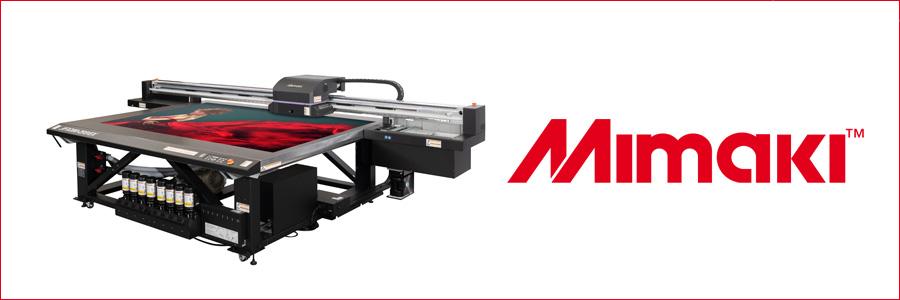 'Imagine the Future of Print' è lo slogan scelto da Mimaki per guidare i visitatori di FESPA in un viaggio verso il futuro della stampa. Uno..
